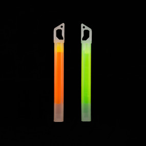 GLOW STICKS GREEN/ORANGE
